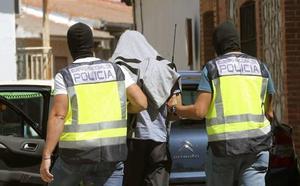 Detenido un traficante en Sagunto que pretendía viajar a Siria para hacer la yihad