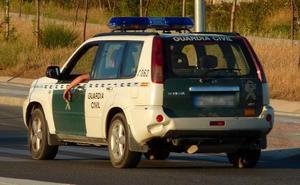 La Guardia Civil rescata a un hombre que estaba herido en una vaguada en Carcaixent