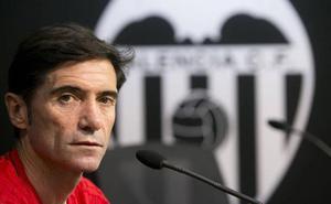Marcelino prioriza la Liga a la Copa del Rey
