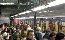 Metrovalencia refuerza este lunes su servicio para el encuentro de Liga entre el Levante y el Athletic de Bilbao