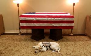Sully, el fiel ayudante de George Bush al que acompañó hasta el final