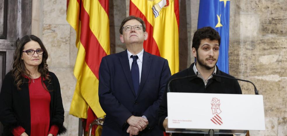 El temor al contagio andaluz y a la irrupción de Vox se extiende en el Botànic
