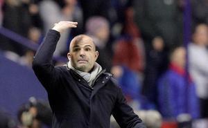 Paco López: «Estamos a mitad de camino del objetivo»