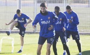 Preocupados por la Liga más que por el Ebro