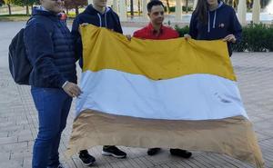 El Proyecto FER apadrina la bandera de la discapacidad