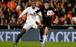 Todos los vídeos y fotos del Valencia 1-0 Ebro