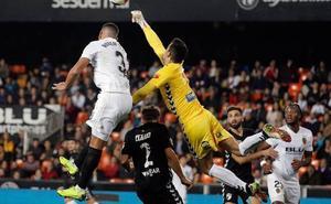 VÍDEO | Las mejores jugadas y el gol del Valencia 1-0 Ebro