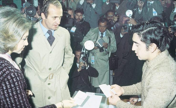El referéndum sobre la Constitución del 6 de diciembre de 1978