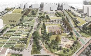 Benimaclet tendrá 1.345 pisos con torres de 30 plantas junto a la ronda norte