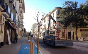 Dénia reabrirá la calle La Mar al tráfico mañana por la noche tras concluir la reurbanización
