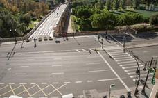 El Ayuntamiento de Valencia también eliminará un carril en sentido este frente a la Escuela Oficial de Idiomas