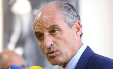 Anticorrupción pide imputar a Camps por los contratos de la Generalitat con las empresas de Gürtel