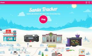 Llega el Google Santa Tracker para seguir el rastro a Papá Noel: qué es y cómo jugar