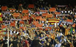 El Valencia solicita la final de Copa y el España-Suecia del 10 de junio