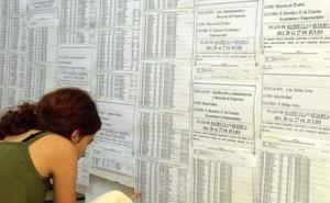 Las listas de admitidos cambiarán otra vez para proteger datos del alumnado