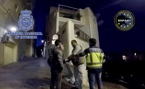 Detenido en Alicante un peligroso fugitivo por un atraco en el que murió un jugador de baloncesto