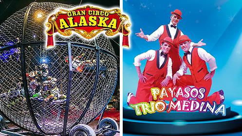 Gran Circo Alaska en Valencia 2018: horarios, precios y cómo llegar