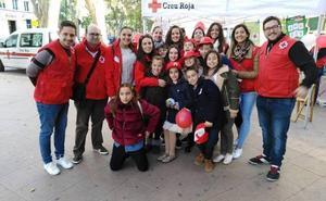 Los chicos de la Cruz Roja