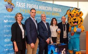 El Valencia Basket buscará el billete para la fase final de la Minicopa Endesa en L'Alqueria