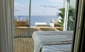 El primer hotel flotante y transportable es valenciano