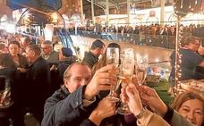 La Feria del Cava valenciano supera un año más todas las previsiones