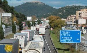 Las protestas galas causan retrasos de dos días a los exportadores valencianos