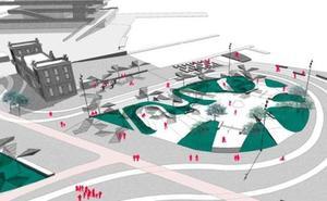 El proyecto del skatepark de La Marina incorpora mejoras propuestas por usuarios