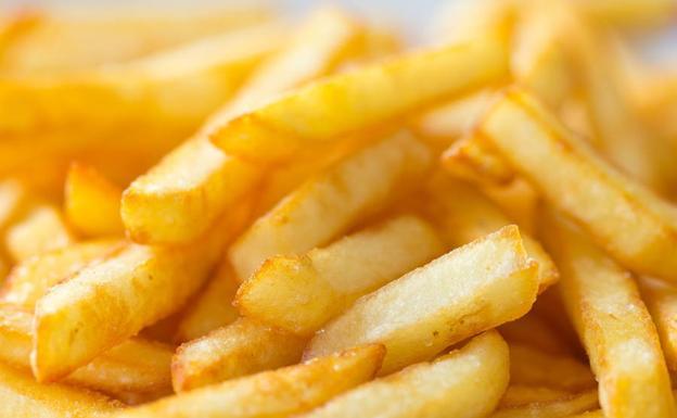 La cantidad de patatas fritas que deberíamos comer para tener buena salud