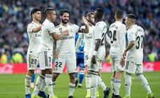 Las mejores imágenes del Real Madrid-Melilla