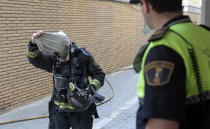 Las oposiciones a bomberos se rellenaron con lápiz y los aspirantes podían ir al baño