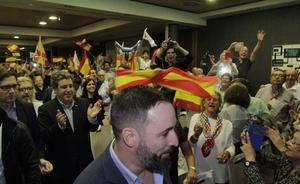 La crispación política ayuda a Vox a doblar los afiliados en la Comunitat