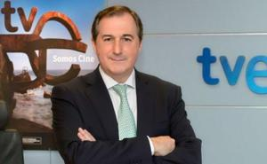 Eladio Jareño dimite como director de TVE