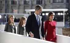 La Familia Real, protagonista en el Día de la Constitución 2018