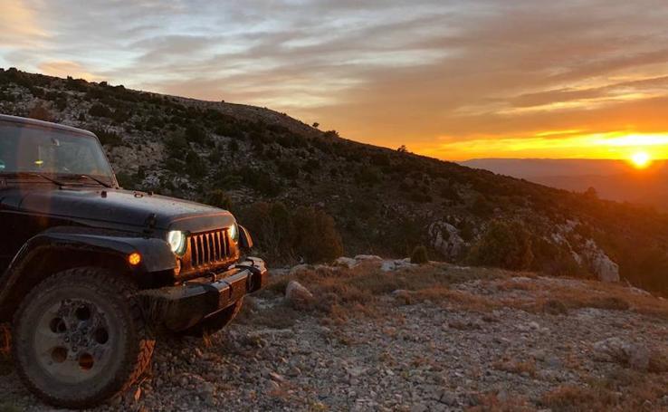 Jeep Winter 2018