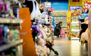 La Comisión Europea registra 66 juguetes peligrosos comercializados en España en 2018