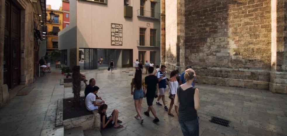 El Consistorio cambia la fachada del edificio junto al Micalet para lograr el permiso de Cultura