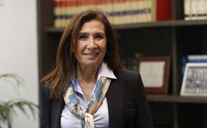 Auxiliadora Borja: «La conselleria debe retribuir más dignamente al turno de oficio»