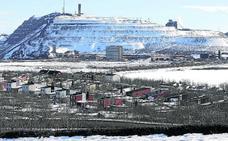 Kiruna, la ciudad que se hunde