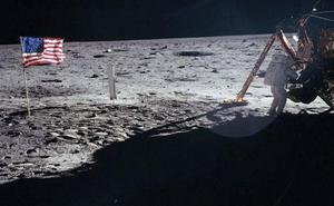 ¿Qué hay en la cara oculta de la Luna?