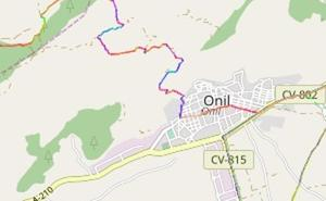 Rescatan el cuerpo sin vida de un senderista en una zona montañosa de Onil
