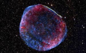 Un niño español de 9 años descubre desde Moscú una supernova