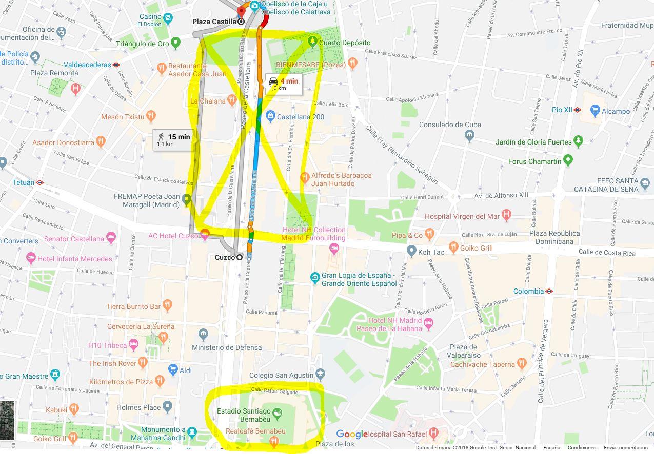 Dónde está la Fan Zone de River Plate en Madrid: horario, cómo llegar y entradas