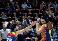 Fotos del Valencia Basket - Morabanc Andorra