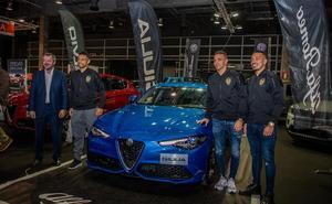 Alfa Romeo brilla con el Valencia
