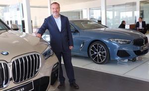 BMW Engasa presenta los nuevos Serie 8 coupé y X5 SUV