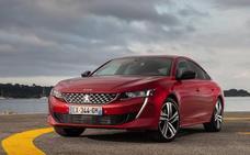 Peugeot 508: Candidato internacional