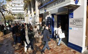 ¿Cuánto gastarán los valencianos en el sorteo de Navidad?