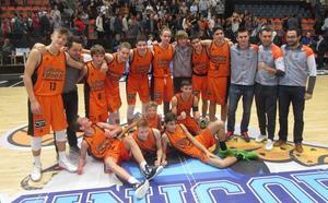 El Valencia Basket jugará la Fase Final de la Minicopa