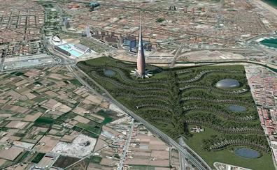 Los rascacielos que se han proyectado para Valencia