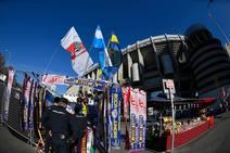Previa de la final de la Copa Libertadores entre River Plate y Boca Juniors en Madrid